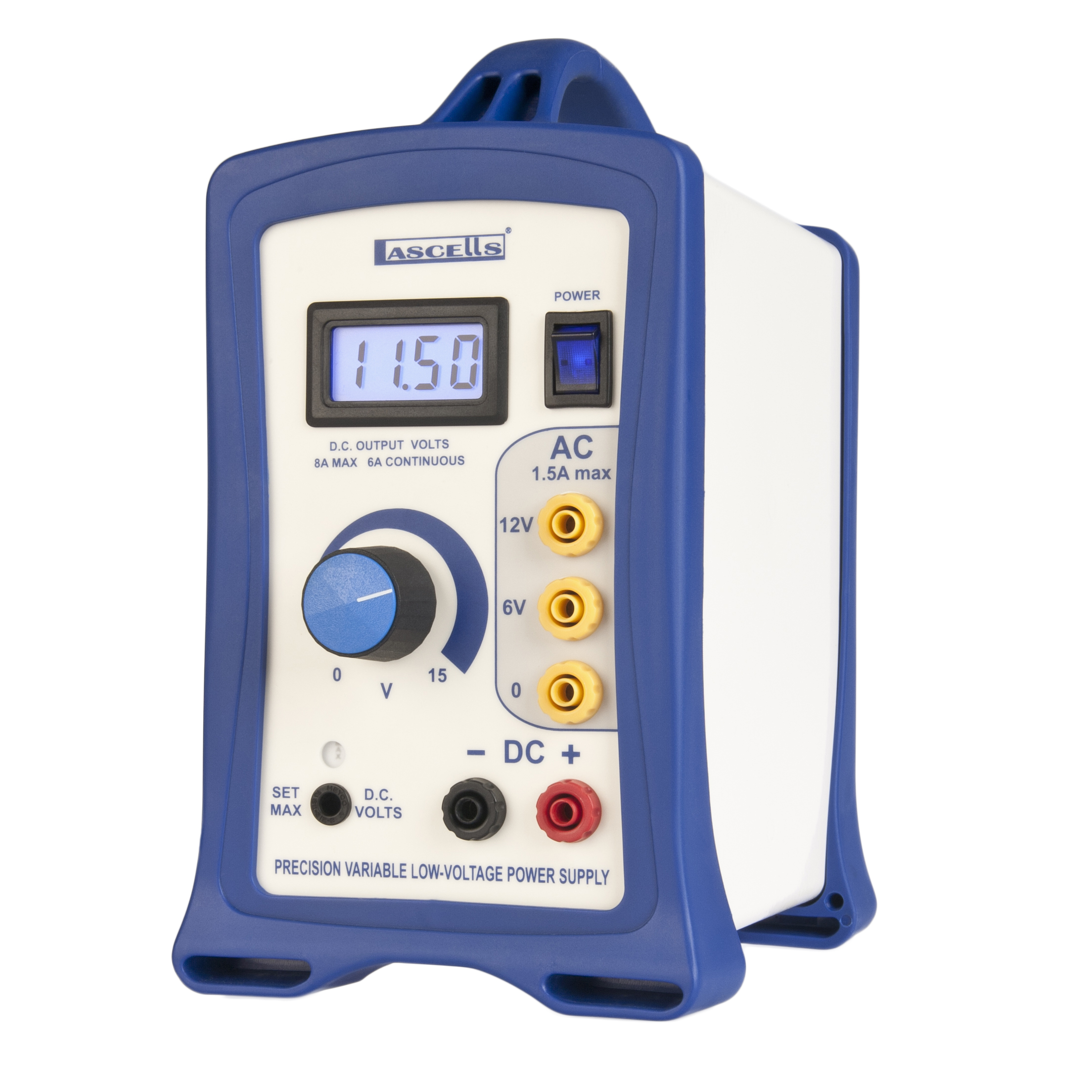 Precision Variable Power Supply - Lascells